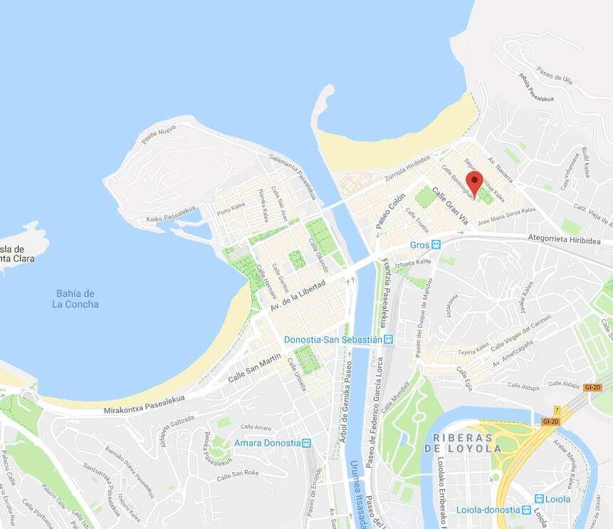 ubicacion-parking-san-sebastian